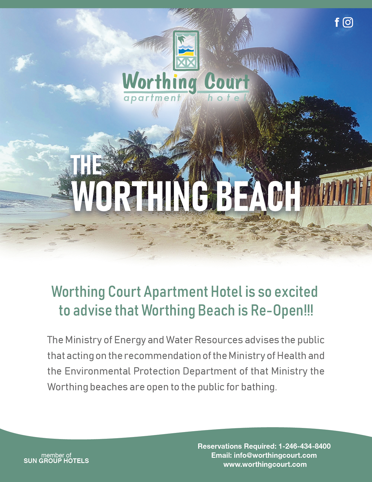 2019 WCH WORTHING BEACH RE OPENED POST 01
