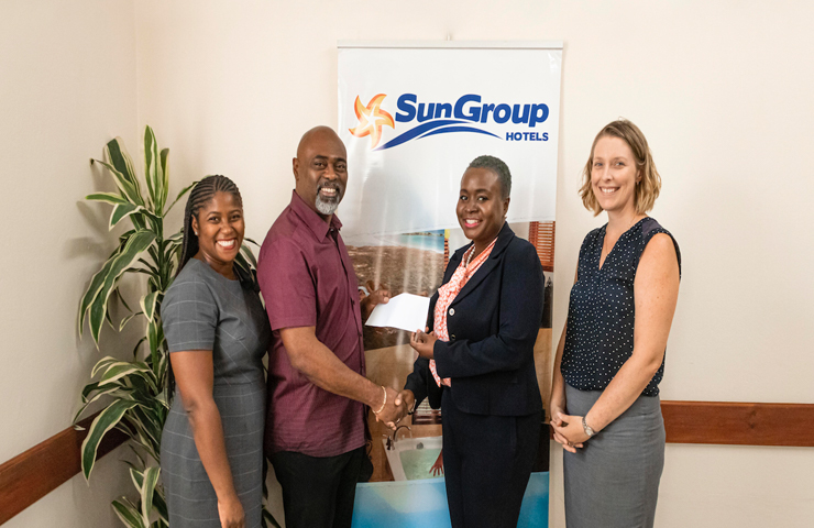 sgh donation for bahamas